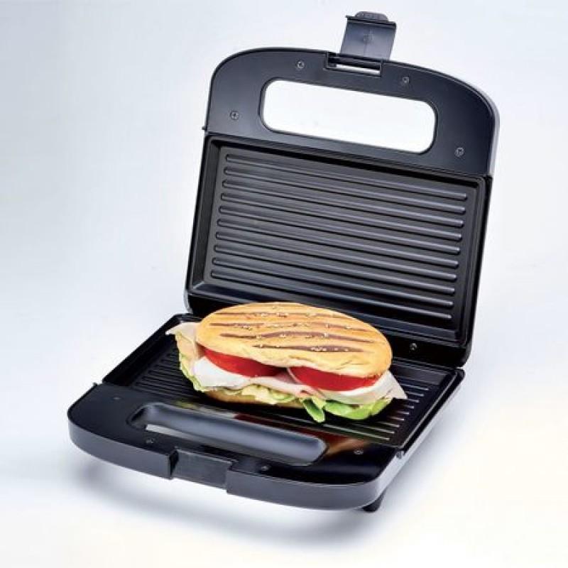 Sandwich-maker Ariete 1982 Compact, 750 W, Negru